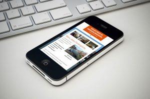 XMouse Referenz Kolks Huus Smartphone