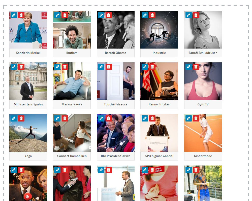 Fotoalbum Backend Fotografin Annette Riedl Referenz XMouse