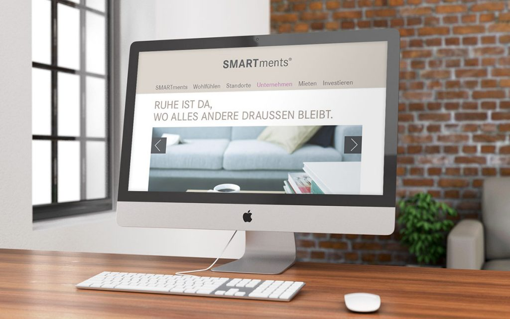 GBI SMARTments Website Referenz XMouse