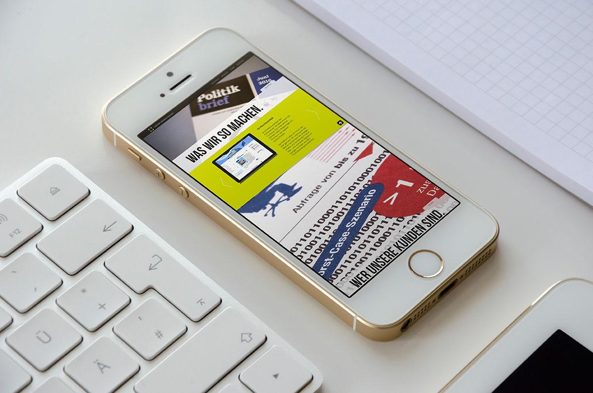 Köster Kommunikation Mockup Mobil Referenz XMouse